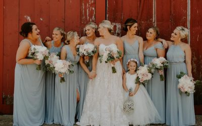 OUT OF TOWN BRIDESMAIDS
